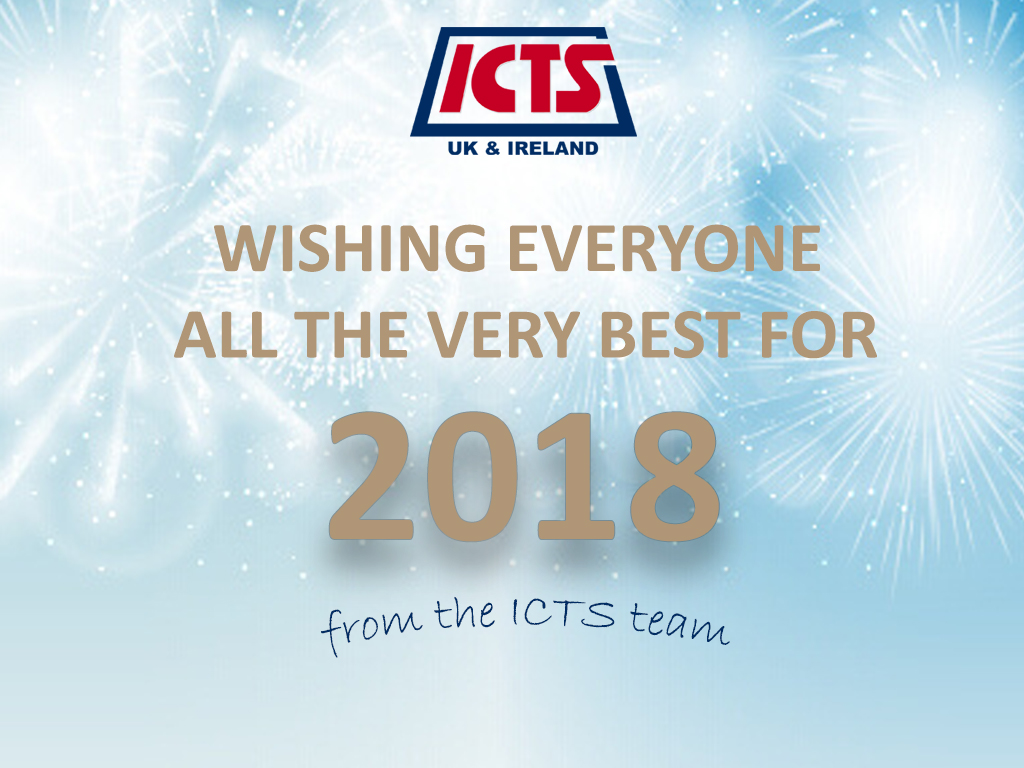 Happy New Year from the ICTS Team