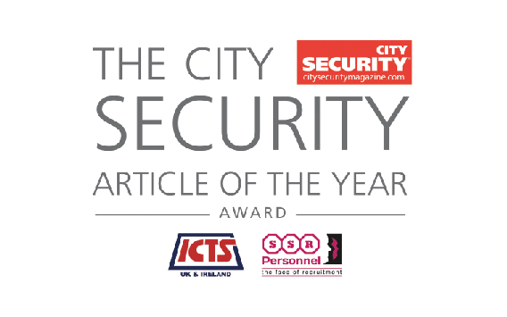 ICTS UK & Ireland Sponsors City Security Magazine's Article of the Year Award
