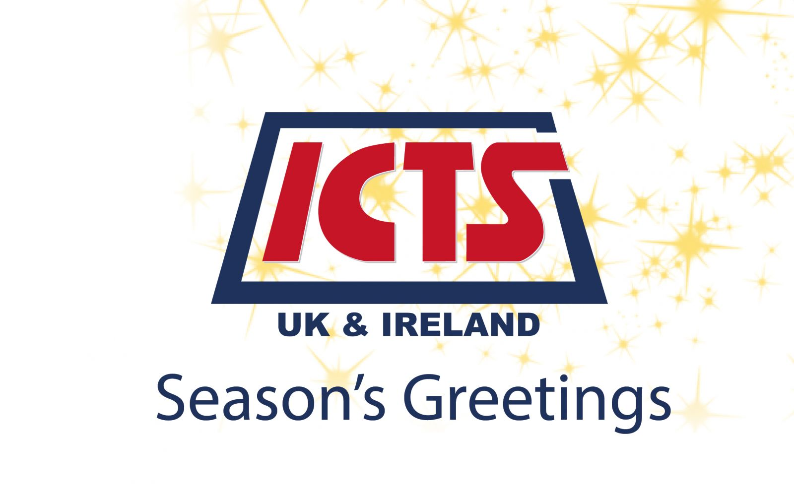 Season's Greetings from ICTS UK & Ireland