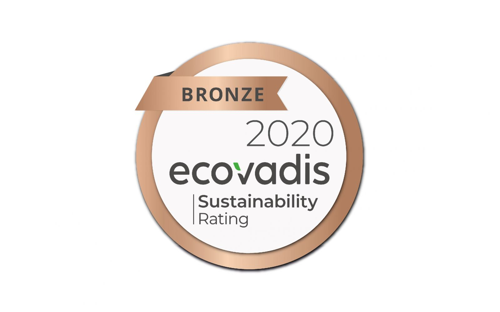 New EcoVadis CSR Accreditation