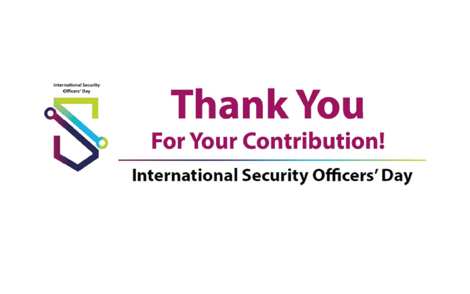 International Security Officers' Day