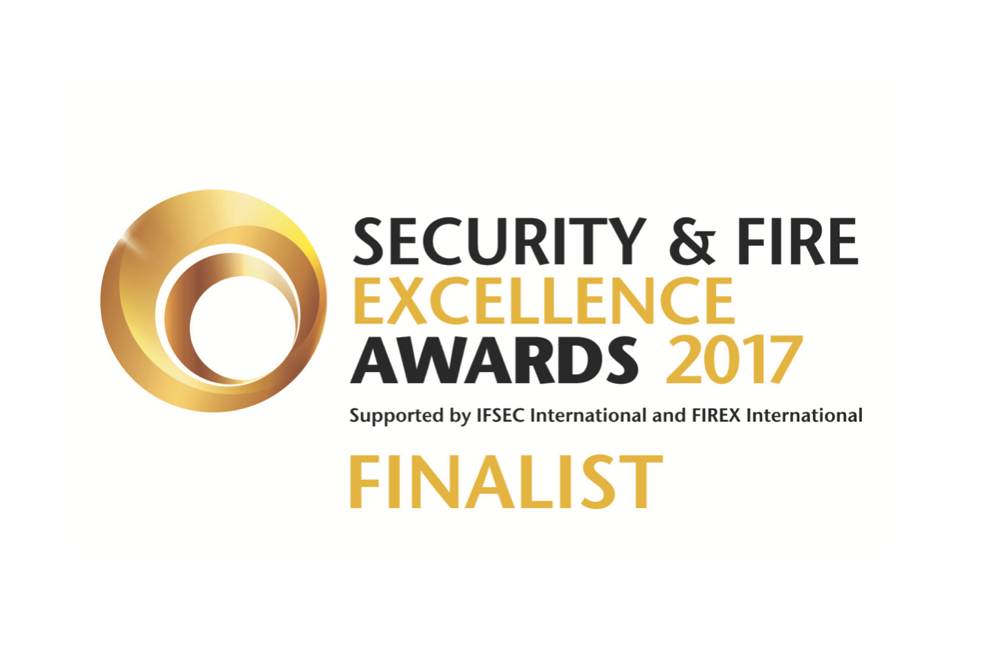 2017 Security & Fire Excellence Awards Finalists