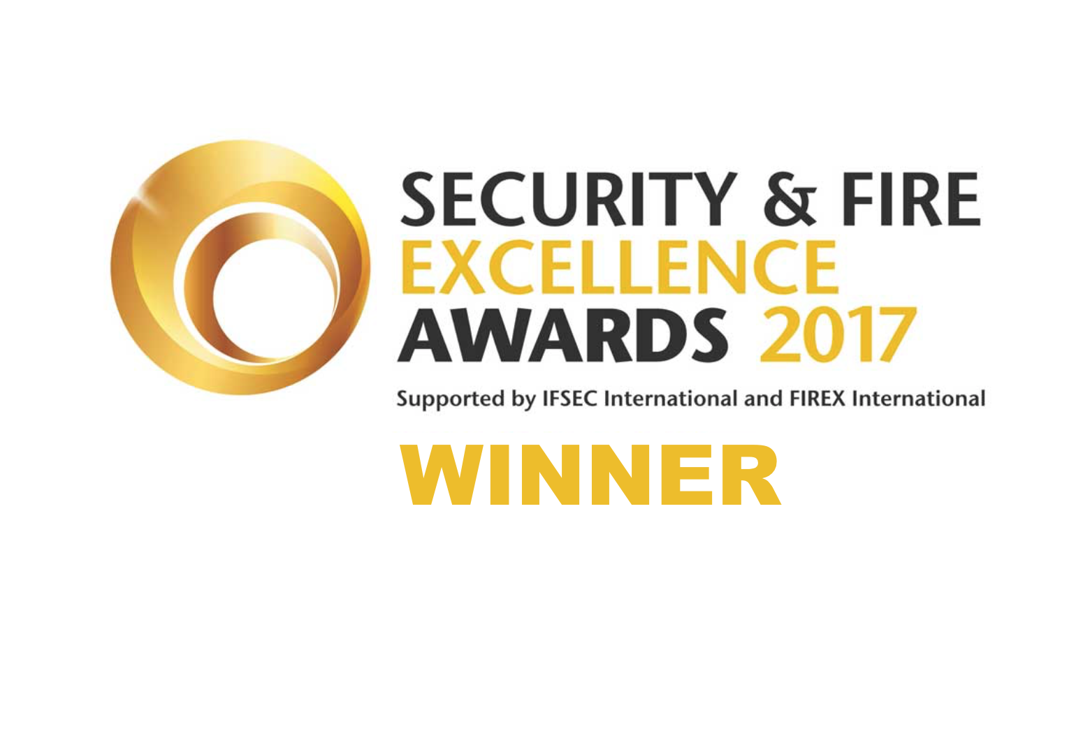 ICTS Winners of the 'SECURITY GUARDING COMPANY OF THE YEAR OVER 50M TURNOVER' Award
