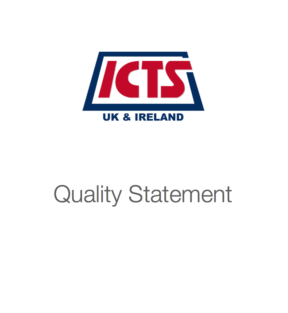 ICTS Quality Statement
