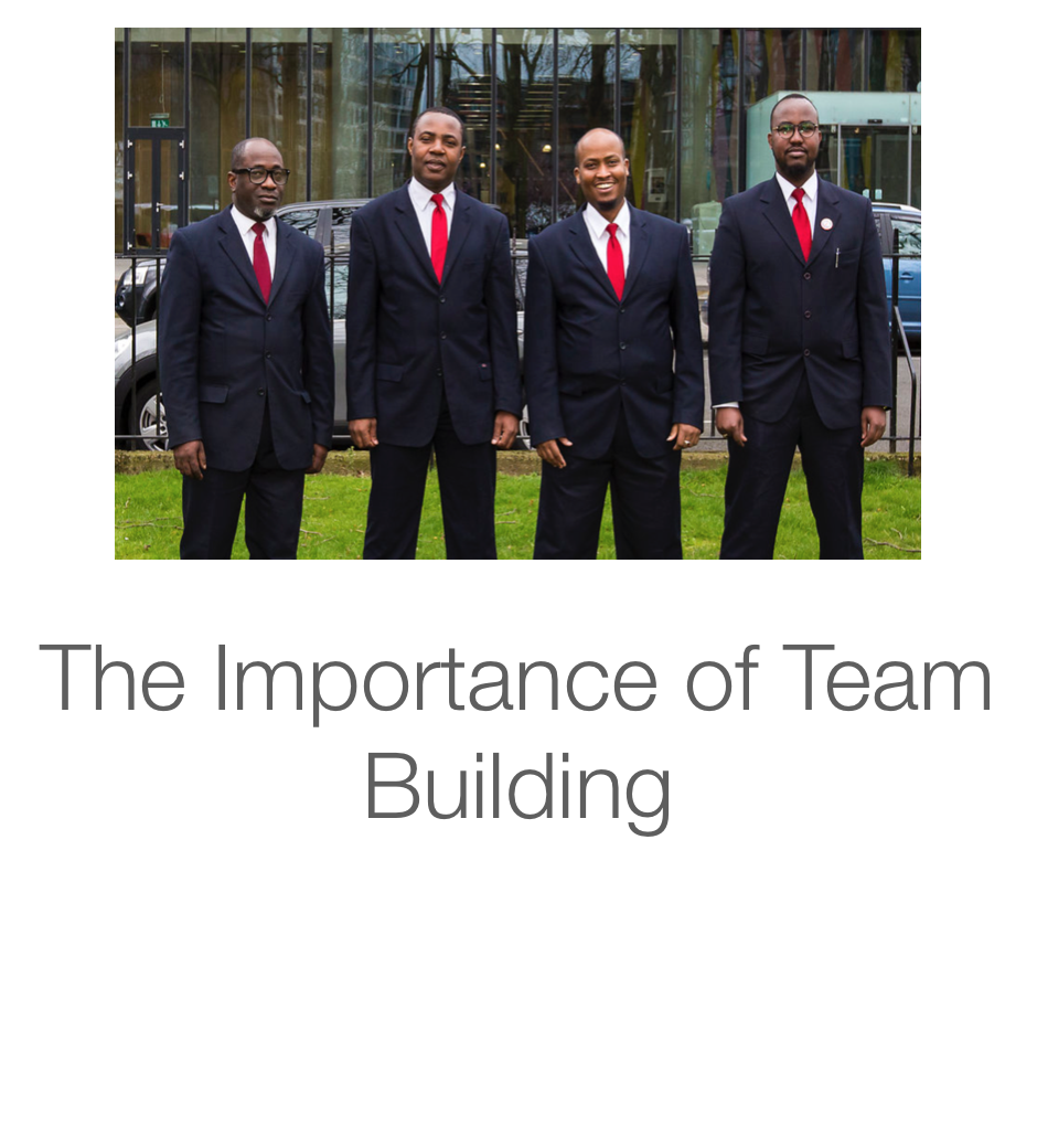 Blog: The Importance of Team Building